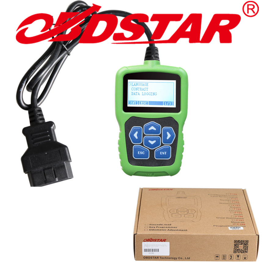 How to update OBDSTAR F108+ PSA Pin Code Reader