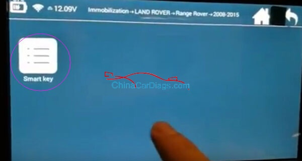 Lonsdor-K518ISE-pyogram-Range-Rover-smart-key-5-