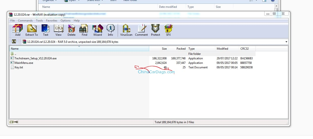 Techstream 12.20.024Download: Activation for 5000 Days & All Regions