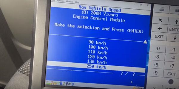 Vxdiag-Vcx-Nano-GM-speed-limiter-removal-42