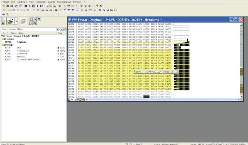 winols-find-maps-EDC15-Passat-5