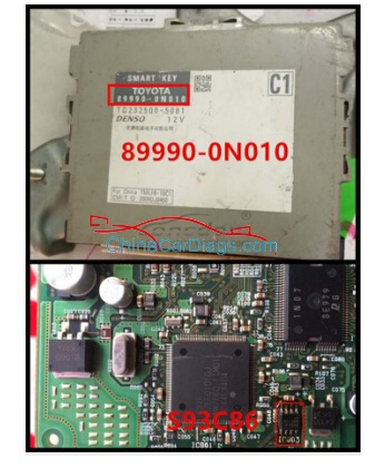 89990-0N010-smart-immo-box-see-below-pic