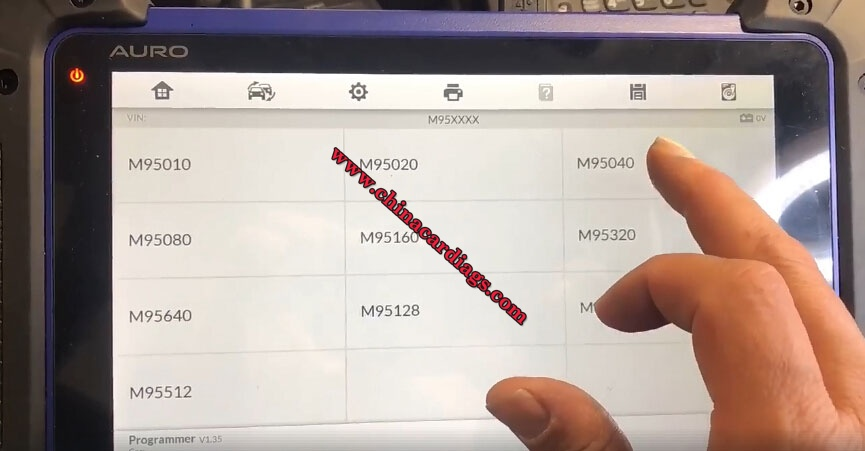 Auro-OtoSys-IM600-Chip-M95040-Schematic-Diagram-12