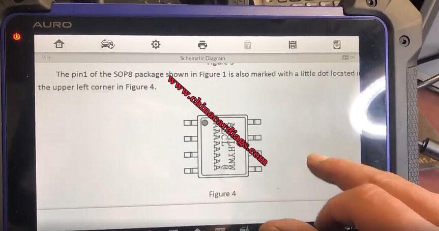 Auro-OtoSys-IM600-Chip-M95040-Schematic-Diagram-18