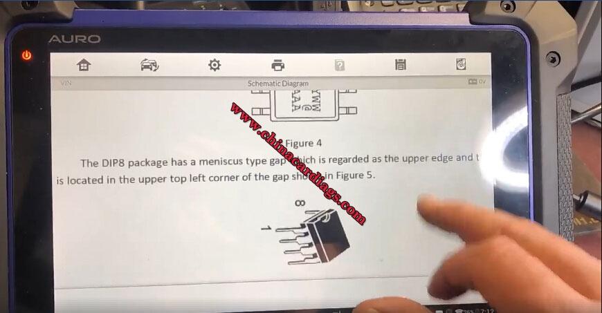 Auro-OtoSys-IM600-Chip-M95040-Schematic-Diagram-19