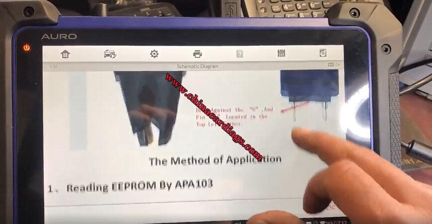 Auro-OtoSys-IM600-Chip-M95040-Schematic-Diagram-25