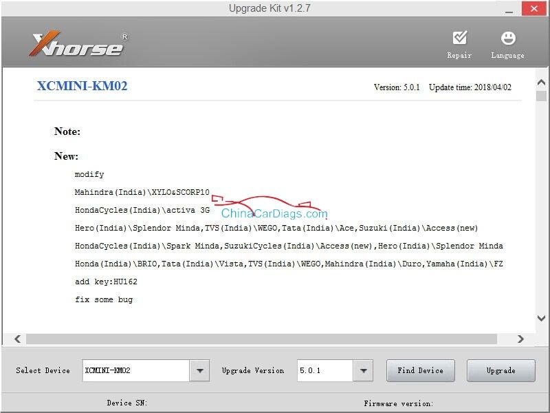 Condor-XC-MINI-V5.0.1