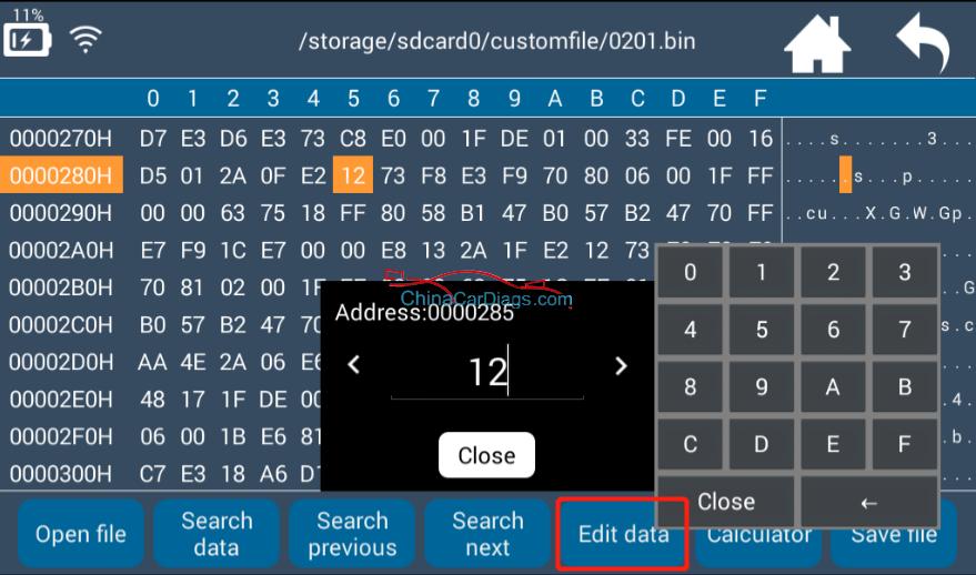 Lonsdor-K518ise-hex-editor-user-manual-12
