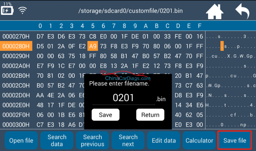 Lonsdor-K518ise-hex-editor-user-manual-14