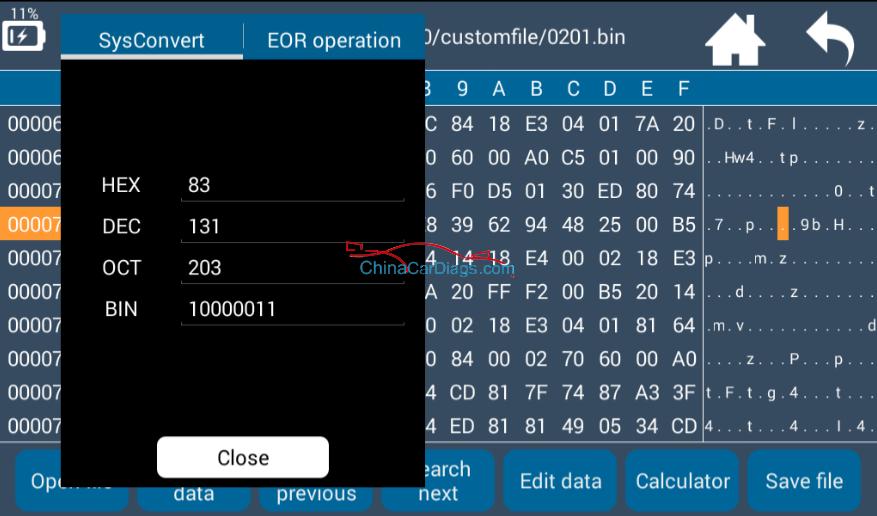 Lonsdor-K518ise-hex-editor-user-manual-17