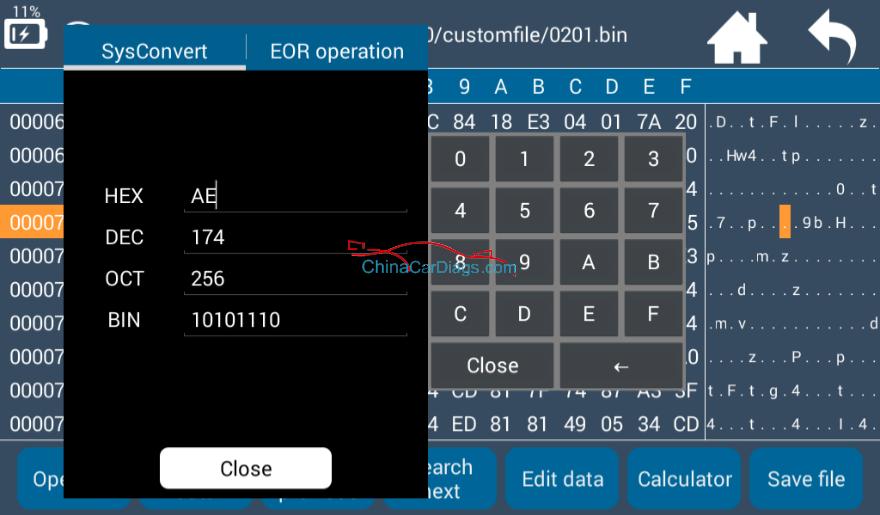 Lonsdor-K518ise-hex-editor-user-manual-18