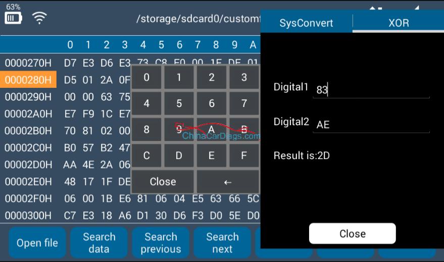 Lonsdor-K518ise-hex-editor-user-manual-19