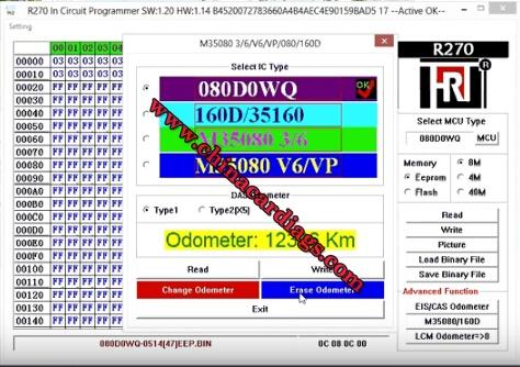 R270-BDM-programmer-m35080-5