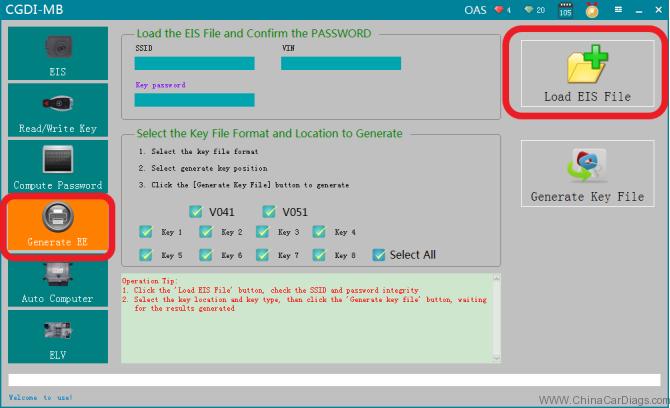 "Turn-to""Generate-EE"",Load-EIS-file-just-saved"