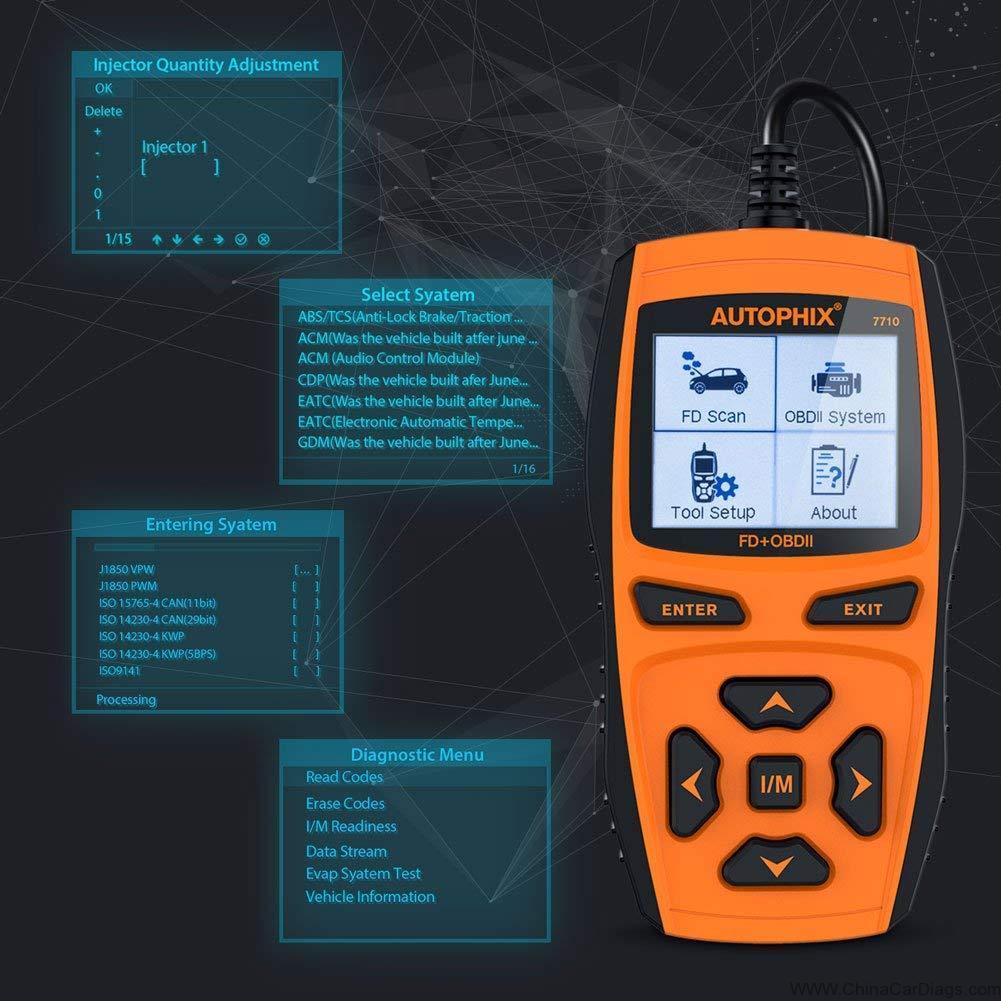 AUTOPHIX-7710-Ford-diagnostic-tool-4