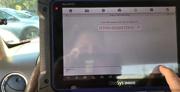 otosys-im600-ford-150-read-code-6