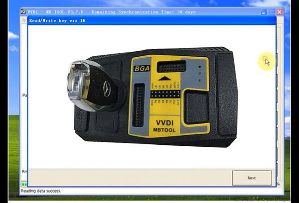 VVDI MB TOOL V4.7.0 Software New Update