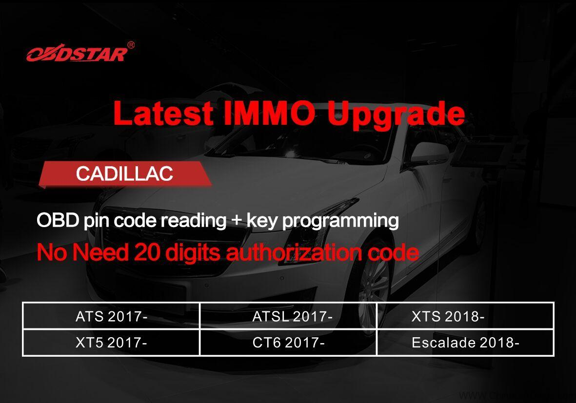 X300 DP PLUS New Update BUICK,CADILLAC,GMC,CHEVROLET 2018/11/20