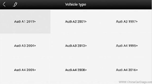 XTOOL-Anyscan-A30-car-list-8