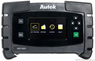AUTEK-IKEY820
