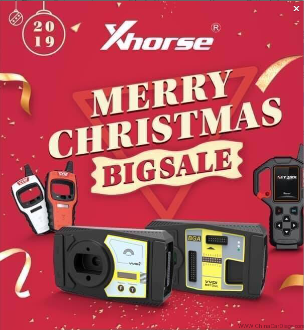 xhorse-christmas-promotion