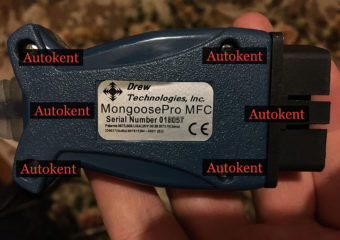 DIY Guides: Mangoose Pro MFC 1:1 clone of the original (Pinout)