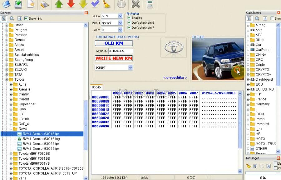KESS V2 V5 017 Firmware per PCB rosso Supporta il Protocollo