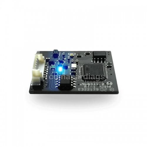 Julie-Emulator-LED-behaviour