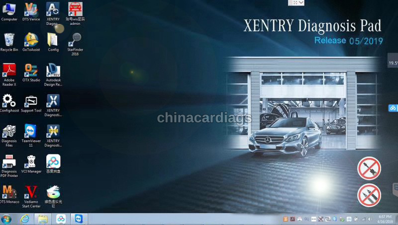 V2019.05-Software-Xentry-Display