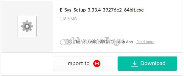Esys-3.33.4-download