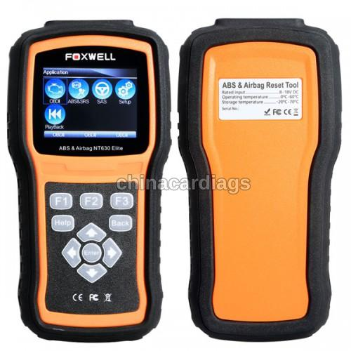 Foxwell-NT630-airbag-reset-scanner