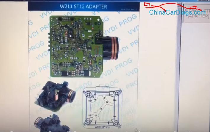2-Vvdi-Prog-EZS-Adapter-MB-BGA-Tool-Program-Mercedes-W211