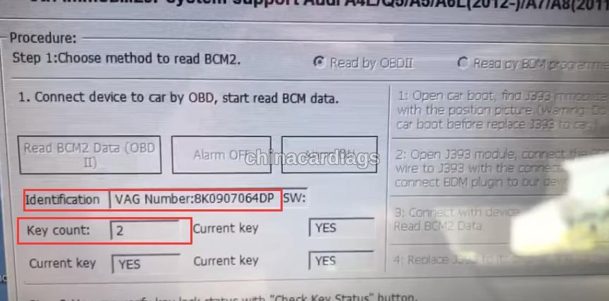 7-use-VVDI2-to-program-smart-remote-2010-Audi-S5