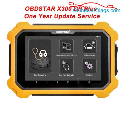 obdstar-x300-dp-plus-update