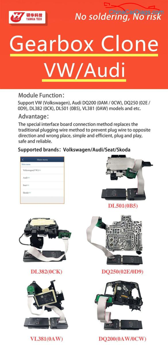 Gearbox-Clone-Module-for-VW-Audi