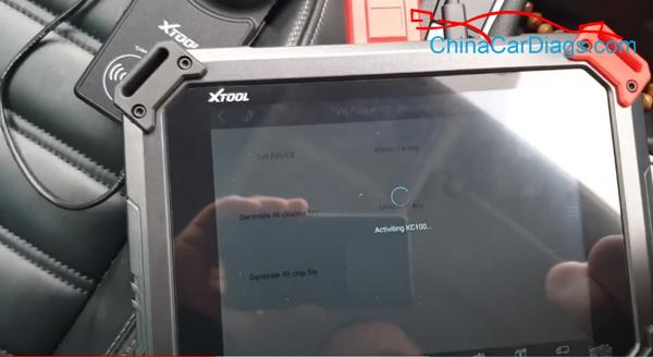 use-xtool-x100-pad2-pro-to-program-vw-cc-key-09